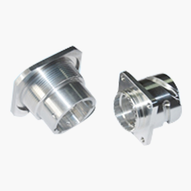 Connector -Metal housing parts