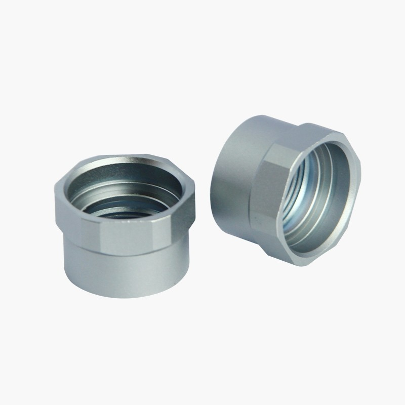 Connector - metal shell parts